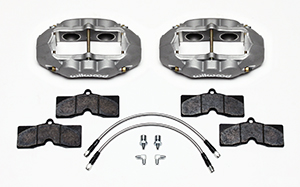 D8-4 Front Replacement Caliper Kit Parts
