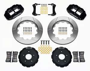Forged Narrow Superlite 6R Big Brake Front Brake Kit (Hat) Parts