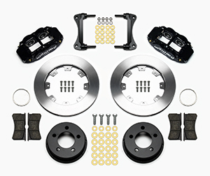Forged Narrow Superlite 4R Big Brake Front Brake Kit (Hat) Parts