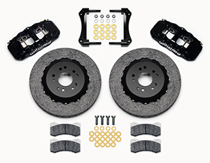 AERO6 WCCB Carbon-Ceramic Big Brake Front Brake Kit Parts
