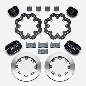 Wilwood Disc Brakes - Front Brake Kit Description