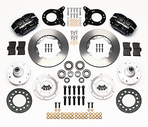 Dynapro Dust-Boot Pro Series Front Brake Kit Parts