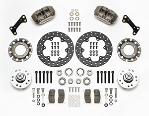 Dynapro Lug Mount Front Dynamic Drag Brake Kit Parts