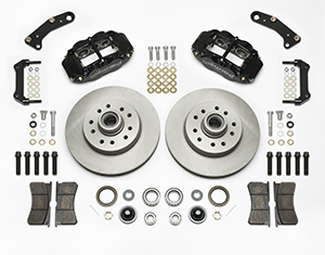 Classic Series Forged Narrow Superlite 6R Front Brake Kit Parts