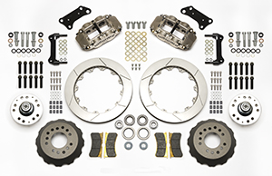 Forged Narrow Superlite 6R Big Brake Dynamic Front Brake Kit (Hub) Parts