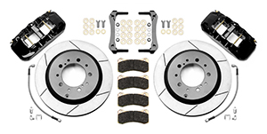 AERO4 Big Brake Truck Rear Brake Kit Parts