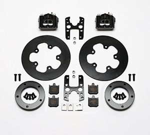 Dynalite Single Floater Front Drag Brake Kit Parts