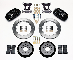 Superlite 6 Big Brake Front Brake Kit (Hat) Parts