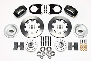 Forged Dynalite Big Brake Front Brake Kit (Hub) Parts