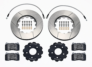 Promatrix Front Replacement Rotor Kit Parts