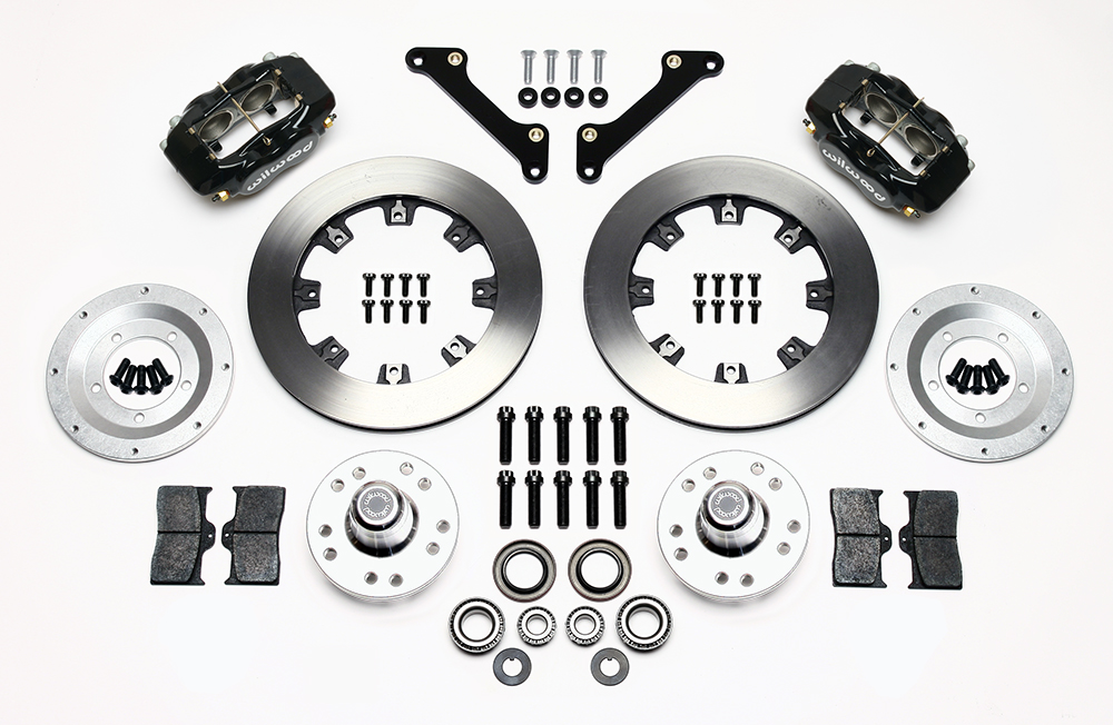 Forged Dynalite Big Brake Front Brake Kit (Hub)