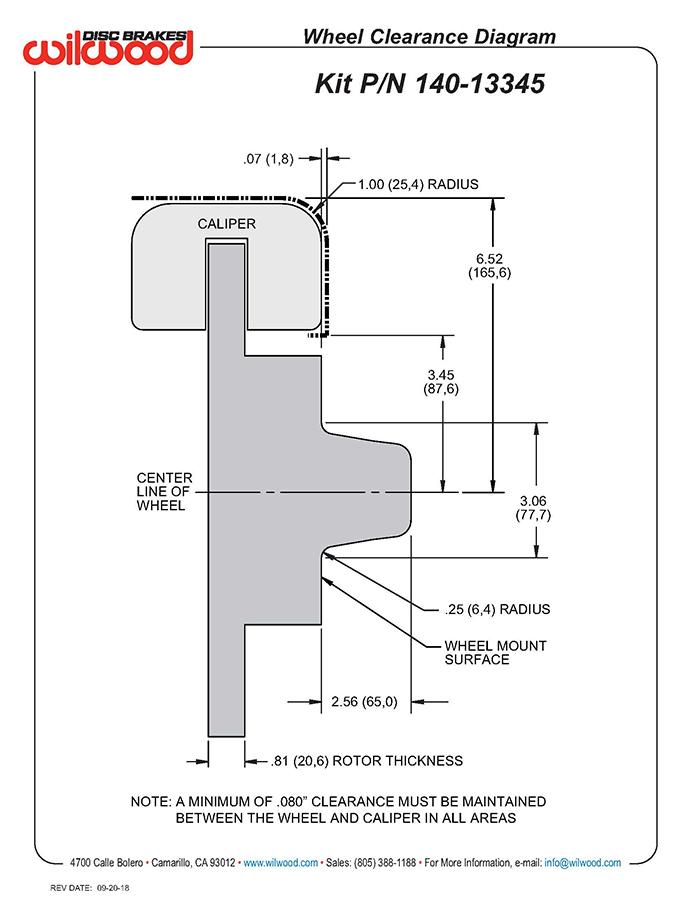 Wilwood Brakes  U2013 Ifs Systems
