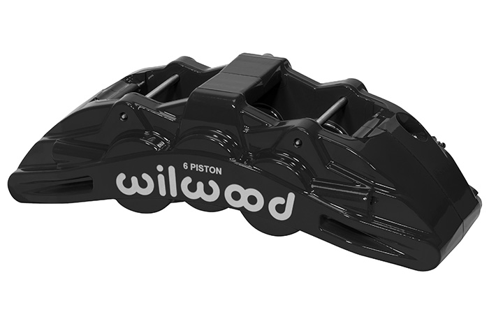 SX6R Caliper - Black Powder Coat