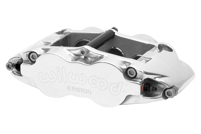 Forged Narrow Superlite 6R Caliper - Polish