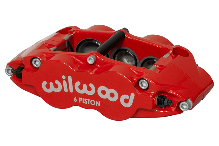 Wilwood Forged Narrow Superlite 6 Radial Mount Caliper
