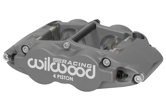 Forged Superlite 4R Caliper - Type III Ano