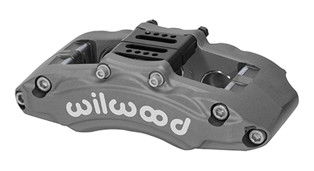 AT6 Lug Mount Caliper - 120-14850<br />6 Piston