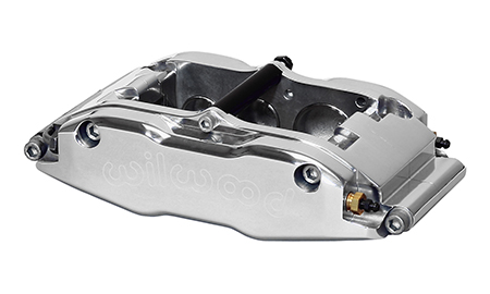 Billet Narrow Superlite 6R Caliper - Polish