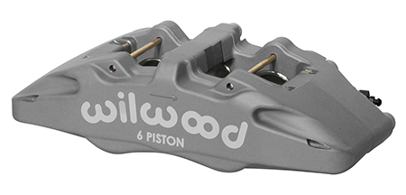 Forged Dynapro 6A Lug Mount Caliper - 120-14024<br />6 Piston