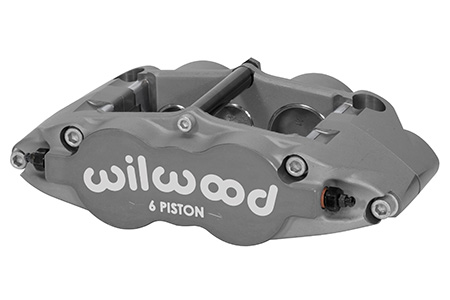 Forged Narrow Superlite 6 Radial Mount Caliper - 120-11778<br />6 Piston