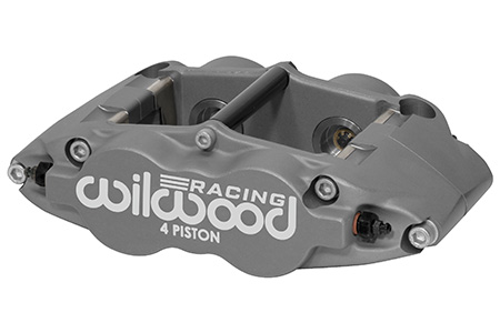 Forged Superlite 4 Radial Mount Caliper - 120-13829<br />4 Piston