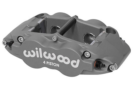Forged Superlite 4 Radial Mount Caliper - 120-13229<br />4 Piston