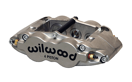 Wilwood Forged Superlite 6 Radial MT-Quick-Silver Caliper