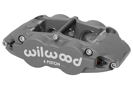 Forged Superlite 6 Radial Mount Caliper - 120-13238<br />6 Piston