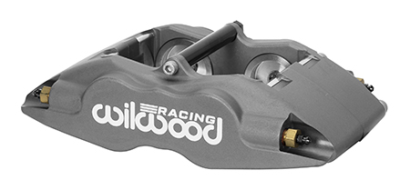 Forged Superlite Internal 4 ST Caliper - 120-13156<br />4 Piston
