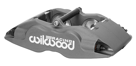 Forged Superlite Internal 4 ST Caliper - 120-11331<br />4 Piston