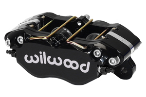 Dynapro Lug Mount Caliper - Black Powder Coat