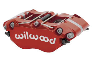 Narrow Dynapro Radial Mount Caliper - Black Anodize