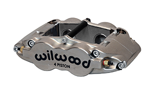 Wilwood Forged Superlite 4 Radial Mount Caliper