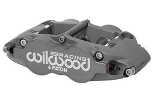 Forged Superlite 6R Radial Mount Calipers