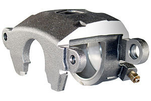 Wilwood GM-Metric-Iron Single Piston Floater Caliper