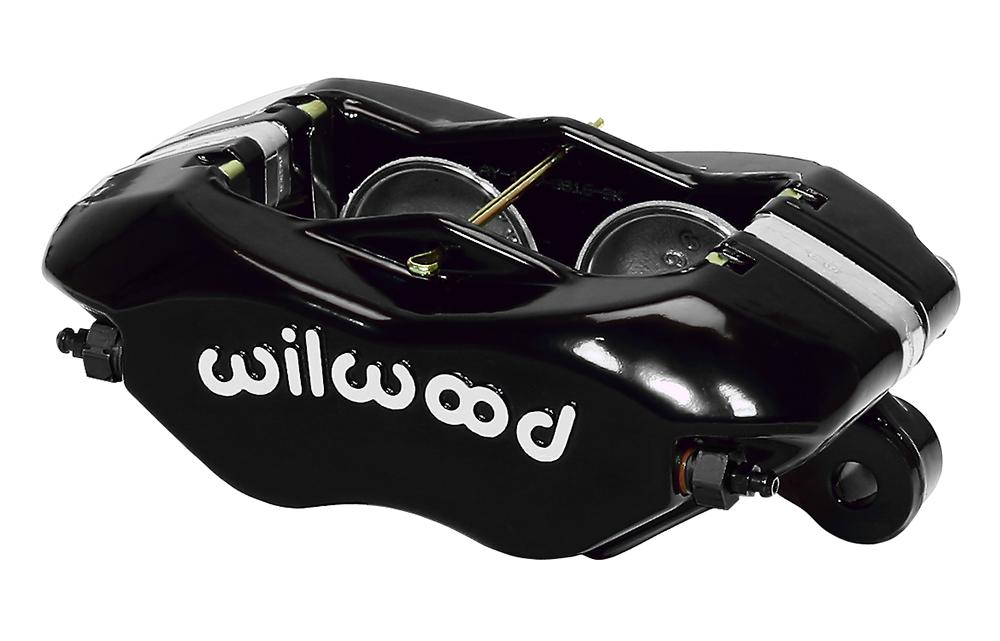 Wilwood 120-6806 Brake Caliper Dynalite Aluminum Black 4-Piston