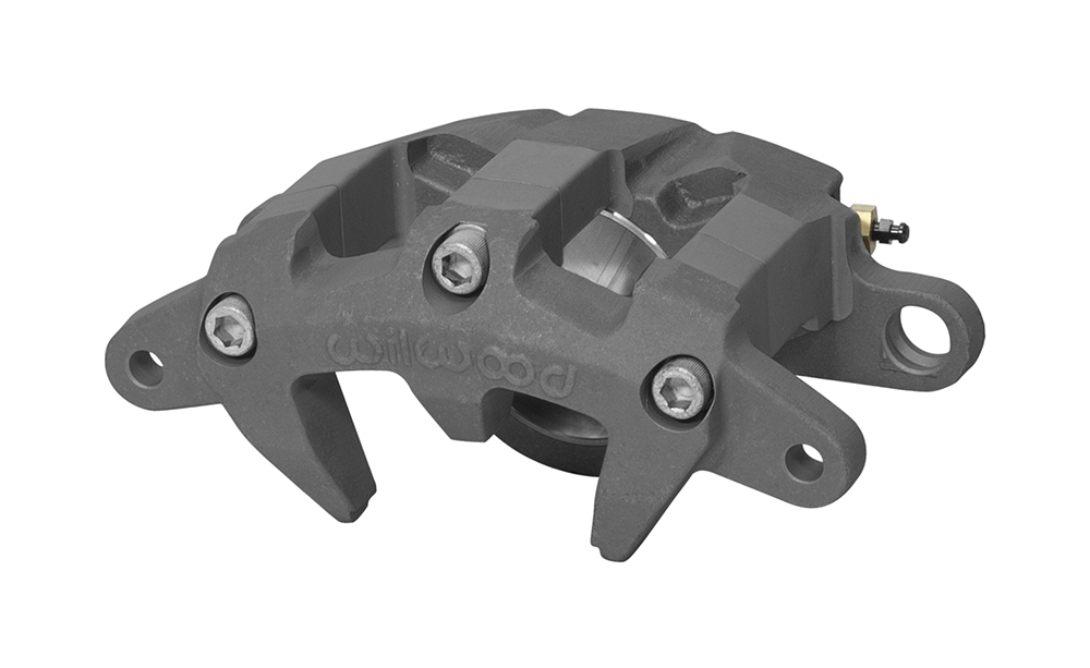 Wilwood 120-5861 GM III Single Piston Floater caliper for univeral  mounting