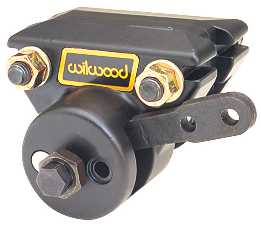 Wilwood 120-2281 Single piston floating Mechanical Spot Caliper for Karting