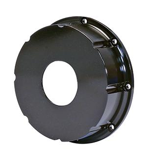 Pro-Street Hat - Standard - Aluminum - Black E-Coat