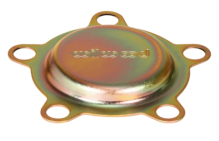 Starlite 55 Front Dust Cap - Bolt-on