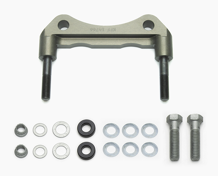 Disc Brake Caliper Guide Pin Kit-Bolt Kit Front,Rear Better Brake 14433