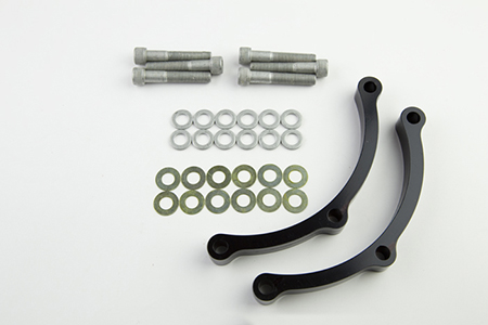 Wilwood Spacer Kit, Rear Disc/Drum Kits