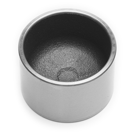 Cast Stainless Piston - 200-10932<br />O.D.: 2.00 in  Length: 1.350 in
