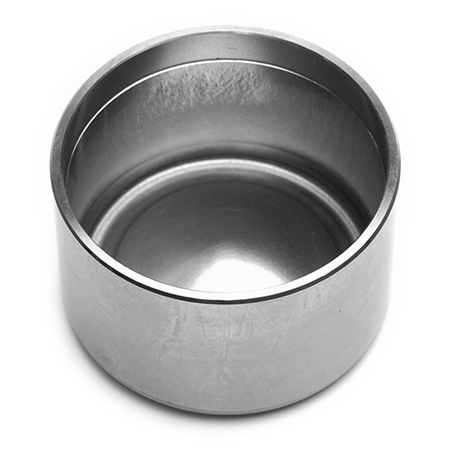 Cup Stainless Piston - 200-1119<br />O.D.: 2.38 in  Length: 1.500 in