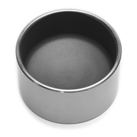 Cast Stainless Piston - 200-11793<br />O.D.: 2.50 in  Length: 1.350 in