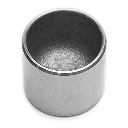 Cast Stainless Piston - 200-12953<br />O.D.: 1.00 in  Length: 0.880 in