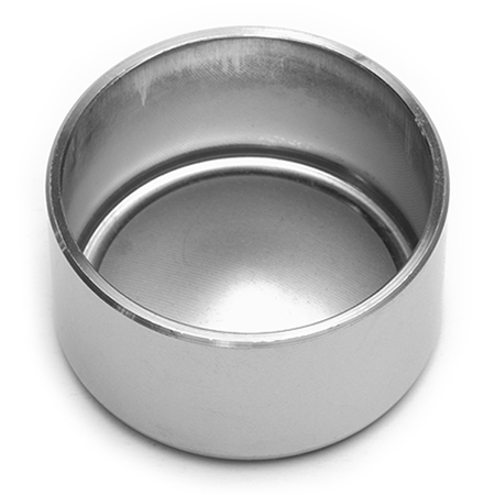 Cup Stainless Piston - 200-3479<br />O.D.: 1.75 in  Length: 0.950 in