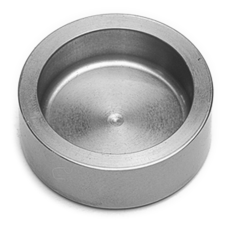 Stainless Billet Piston - 200-3533<br />O.D.: 1.25 in  Length: 0.465 in