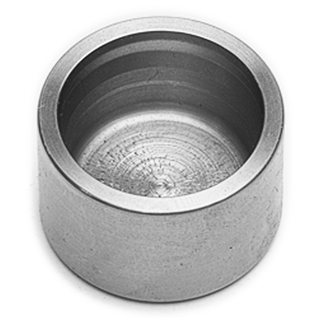 Stainless Billet Piston - 200-5474<br />O.D.: 1.00 in  Length: 0.640 in