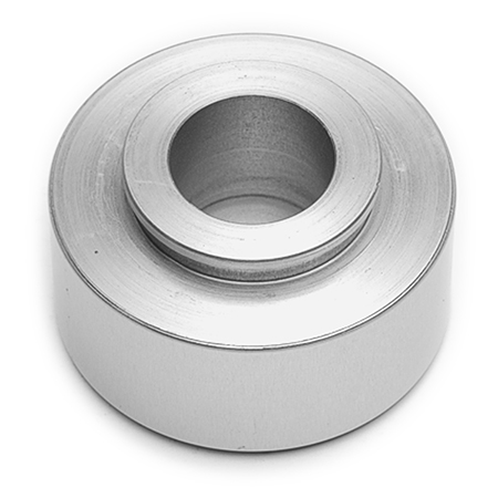 Aluminum Billet Piston - 200-7322<br />O.D.: 1.75 in  Length: 1.050 in